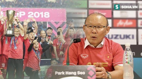 HLV Park Hang-seo nhận giải thưởng vĩ đại, danh giá bậc nhất sự nghiệp nhờ kỳ tích tại Việt Nam