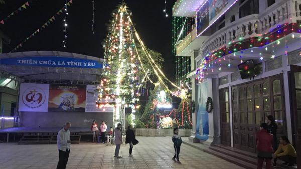 Phú Thọ rực rỡ chuẩn bị đón Giáng sinh 2018