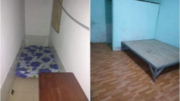 Tin nổi không khi 2k18 rồi vẫn còn những phòng trọ hệt như tù biệt giam, giá chỉ 600k/ tháng mà vẫn bị chê đắt