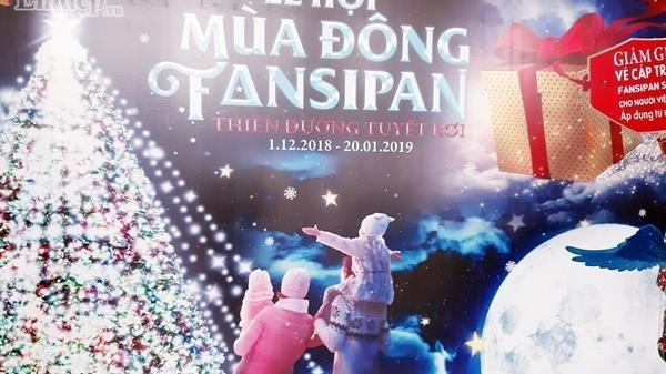 Chán cảnh đông đúc ở phố phường thì Giáng sinh này lên ngay Sapa trải nghiệm cảm giác mới mẻ