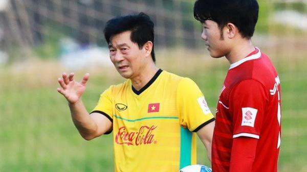 Hé lộ lý do trợ lý HLV Park Hang-seo chia tay tuyển Việt Nam