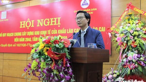 Chính thức công bố quy hoạch chung khu kinh tế cửa khẩu Lào Cai