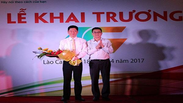 Viettel chính thức khai trương dịch vụ 4G tại Lào Cai