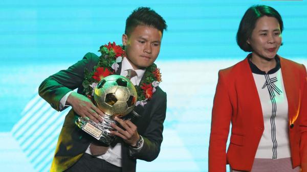 Người hâm mộ chưa hài lòng khi xem lễ trao giải Quả bóng vàng 2018