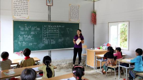 Lào Cai sẽ đầu tư xóa hàng trăm phòng học tạm