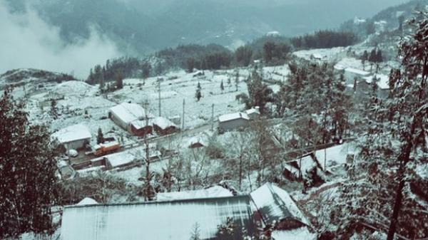 Dự báo thời tiết: Bắc bộ sắp lạnh dưới 3 độ C, xuất hiện mưa tuyết vùng núi cao