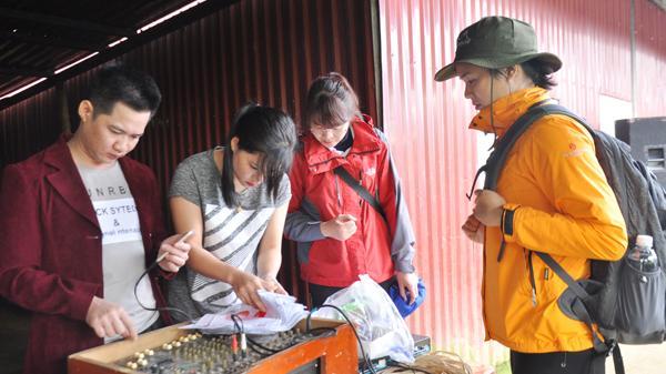 Lào Cai: Khai mạc Giải leo núi chinh phục đỉnh Lảo Thẩn lần thứ Nhất