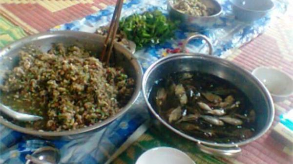 Sơn La có một món cá nhảy tanh tách trong miệng khiến nhiều người phải d.è c.hừng