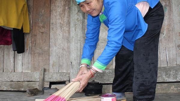 Trải nghiệm làm hương thơm ở Hợp Thành, Lào Cai