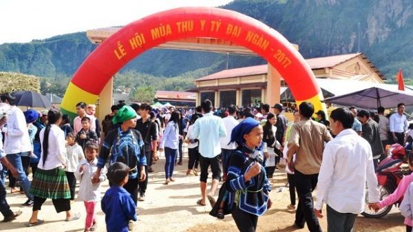 Tưng bừng lễ hội 'Mùa thu Y Tý đại ngàn' ở Lào Cai