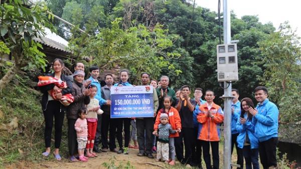 Nhiều hoạt động vì cộng đồng đến với bà con dân tộc tỉnh Sơn La và Yên Bái