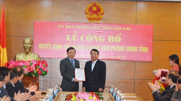 Tỉnh Lào Cai có người phát ngôn báo chí mới
