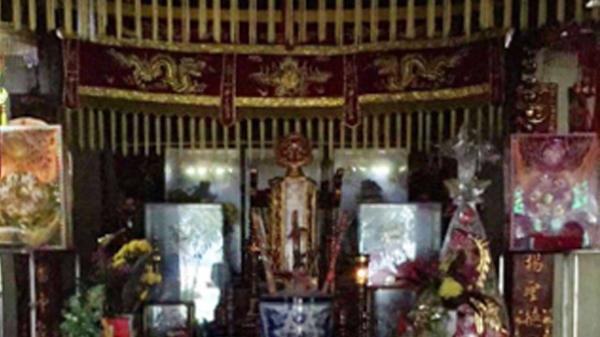 Công nhận đền Hai Cô, thác Đầu Nhuần là di tích lịch sử - văn hóa và danh lam thắng cảnh cấp tỉnh