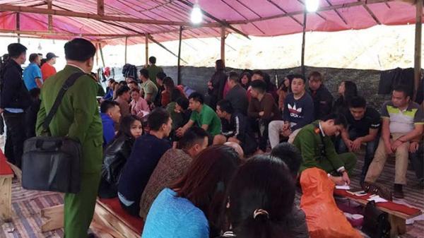 Cục Cảnh sát hình sự phá sơ'i b.ạc 'khủng' nhất từ trước đến nay trên địa bàn Lào Cai