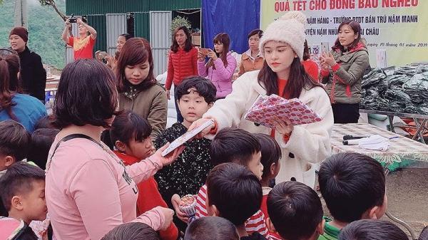 Gia đình Trương Quỳnh Anh, Tim tái hợp sau chuyến làm thiện nguyện ở Lai Châu?