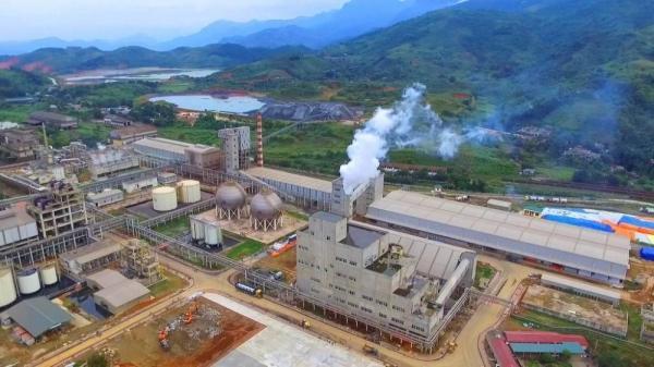 Lào Cai: Xử phạt v.i p.hạm về lĩnh vực môi trường lần thứ 2 với Công ty CP DAP số 2 - Vinachem