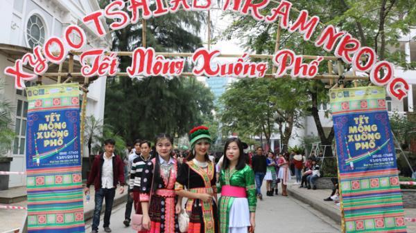 Rộn ràng ngày hội Tết Mông ở Lai Châu và các tỉnh xuống phố 2019