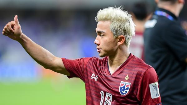 """""""Messi Thái"""" Chanathip Songkrasin gạt bỏ đối đầu, cảm thấy tự hào vì đội tuyển Việt Nam"""