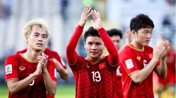 Đội tuyển Việt Nam đón thêm niềm vui bất ngờ trước trận quyết đấu Yemen
