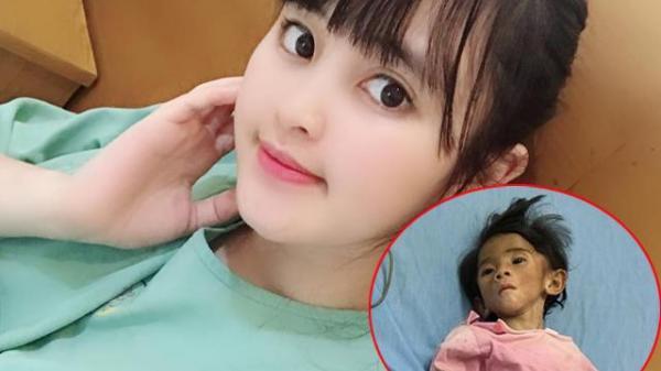 Sau 2 ngày vật vã chuyển dạ, mẹ nuôi bé gái suy dinh dưỡng ở Lào Cai đã sinh bé trai cực đáng yêu