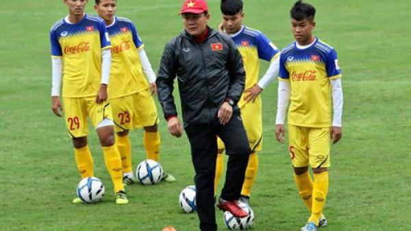 U22 Việt Nam mượn 1 cầu thủ của Hà Tĩnh và 2 tuyển thủ Quốc gia khác tham dự U22 Đông Nam Á