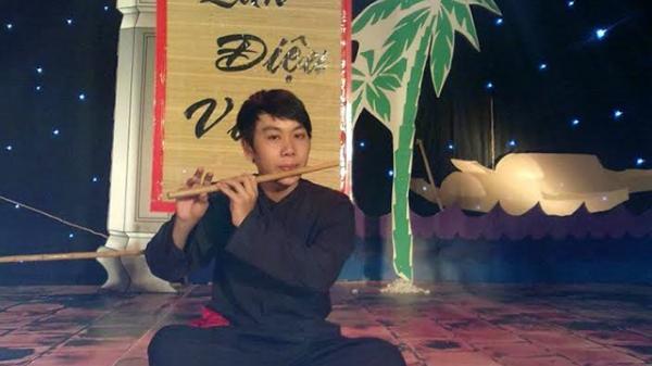 Chàng trai Lào Cai đạt giải vàng trong Hội diễn Tài năng trẻ học sinh, sinh viên