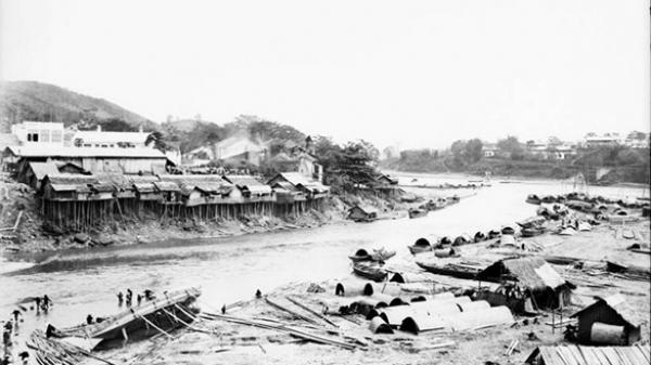 Những bức ảnh cực quý về Lào Cai năm 1906