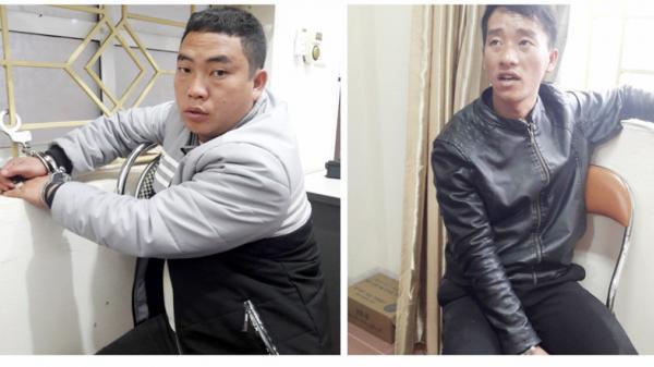 """Lào Cai: Bắt 2 đối tượng """"liều m.ạng"""" vận chuyển 10 bánh h.eroin"""