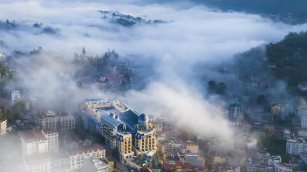 Choáng ngợp trước kiến trúc một khách sạn ở Lào Cai lọt top những công trình nghỉ dưỡng đẳng cấp nhất thế giới