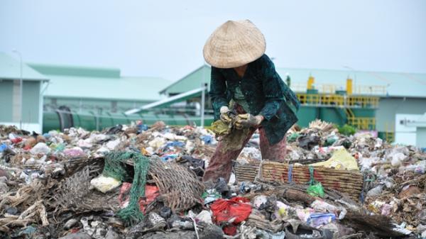 Nhà máy xử lý rác thải ở Cà Mau vận hành trở lại sau 6 tháng bảo trì