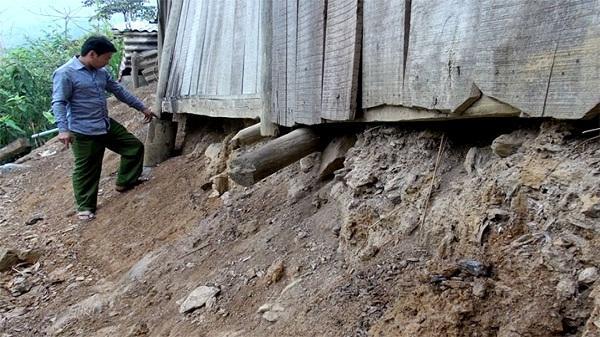 Di chuyển 25 hộ dân trong vùng hồ thủy điện Vĩnh Hà trước ngày 30/5
