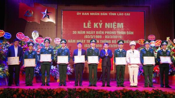 195 chiến sỹ biên phòng Lào Cai đã h.y s.inh vì sự nghiệp bảo vệ biên giới