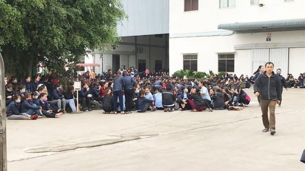 Vụ hàng nghìn công nhân đồng loạt ngừng việc tập thể ở Nghệ An: Công đoàn đã vào cuộc