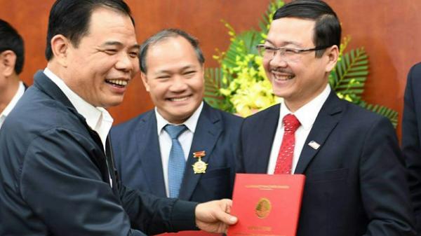 Ông Nguyễn Ngọc Thạch (Nghệ An) làm Tổng Biên tập báo Nông nghiệp Việt Nam