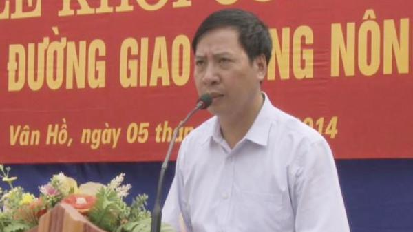 NÓNG: Sơn La có tân Phó chủ tịch UBND mới