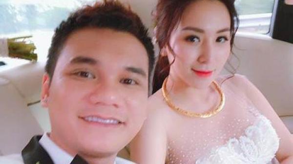 Vợ chồng Khắc Việt khoe ảnh cưới đẹp lung linh trước ngày 'về chung nhà'