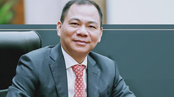 Tỷ phú Phạm Nhật Vượng (Hà Tĩnh) bất ngờ rời ghế Chủ tịch VinHomes