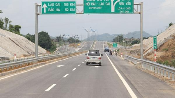 Thông tin CHÍNH THỨC về việc xây dựng tuyến nối Lai Châu với cao tốc Nội Bài - Lào Cai vào sáng nay