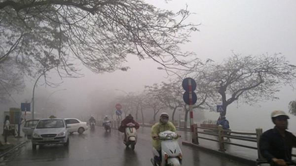 Không khí lạnh tràn về, đêm nay Lai Châu có khả năng xảy ra lốc, sét, mưa đá và gió giật mạnh.