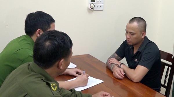 Bảo Thắng (Lào Cai): Bắt đối tượng c.hém người rồi bỏ trốn