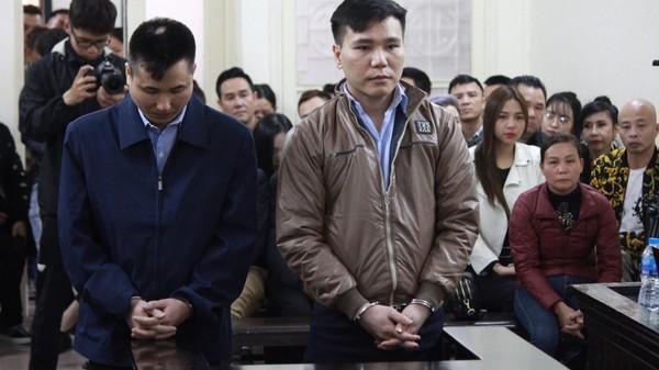 Châu Việt Cường: 'Bị cáo chưa bao giờ nghĩ tỏi h.ại người nên mới cho H. ăn nhiều'