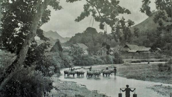 Ảnh độc về vùng đất Bắc Hà (Lào Cai) nguyên sơ 100 năm trước