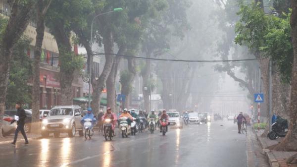 Không khí lạnh tăng cường, Bắc Bộ tiếp tục mưa và rét