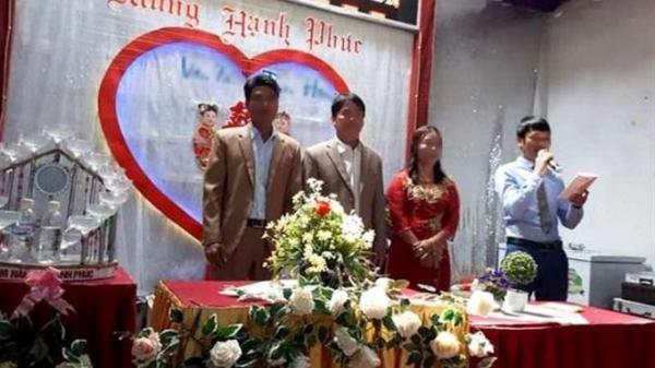 Chuyện lạ có 1-0-2: Làm đám cưới không có cô dâu, chú rể, chịu t.ang cha qua... facebook