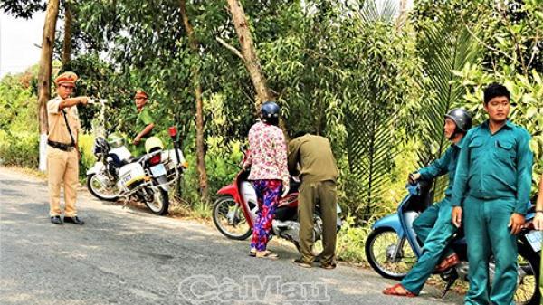Giao thông ở huyện Trần Văn Thời (Cà Mau) - còn đó nhiều nỗi lo