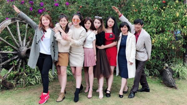 Gia đình bá đạo nhất Việt Nam: Có tới 6 cô con gái cùng tên 'An'