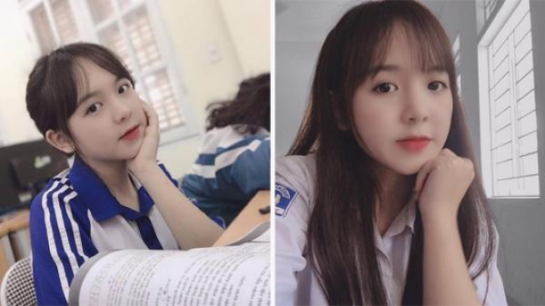 Hot girl 'búp bê tiểu học' Sơn La nổi tiếng từ năm lớp 9 hiện giờ vẫn xinh xuất sắc khiến dân mạng thừa nhận đúng là cô nàng không tuổi