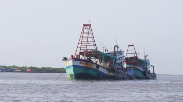 Đ.ánh nhau trên tàu, một thuyền viên quê Bến Tre r.ơi xuống biển m.ất tích