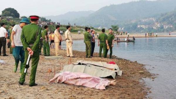 Nóng: 8 học sinh ch.ết đ.uối thương tâm ở sông Đà (cập nhật)