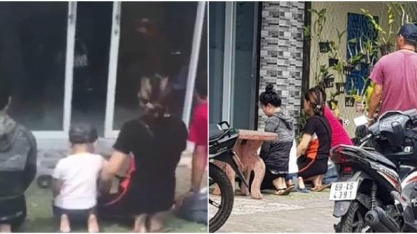 Vụ nhóm người quỳ nửa giờ trước nhà xin lại con: Nữ chủ tịch phường ở Cà Mau nói gì?